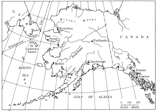 an analysis of the eskimo people in alaskan society Inuit/eskimo society the inuit did not possess a highly organized society in fact, organization in their society was almost non-existant and there were no divisions.