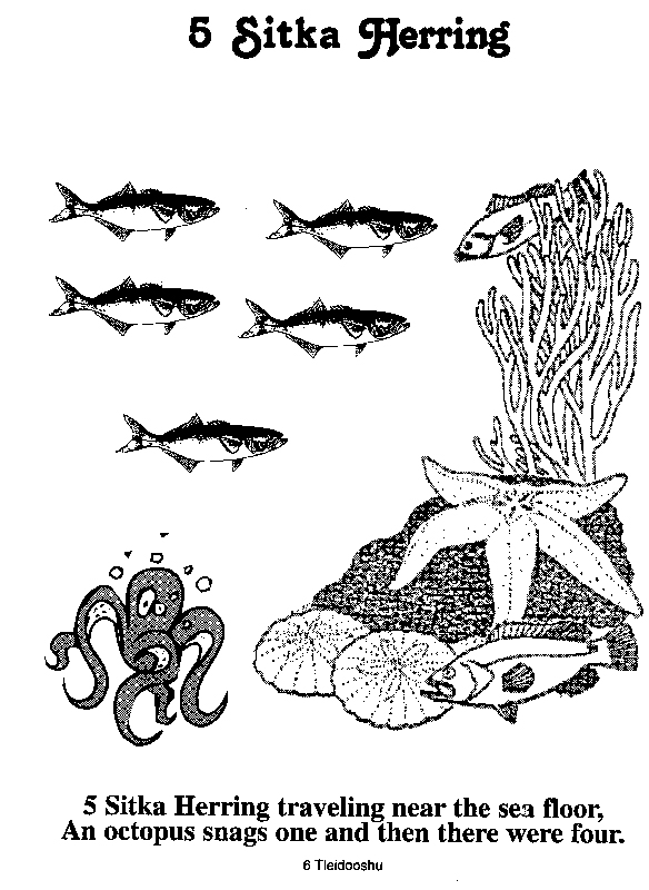 herring coloring pages - photo#42