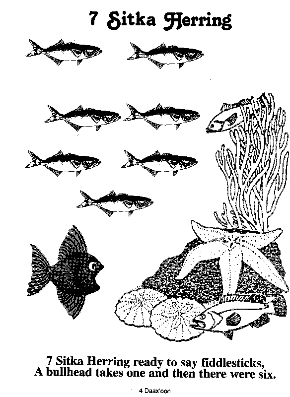 herring coloring pages - photo#15
